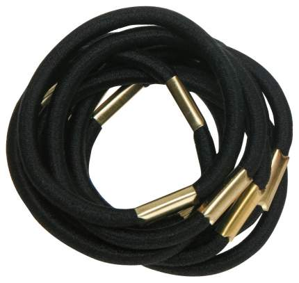 Резинки для волос Dewal Midi RE024 Черный 10 шт