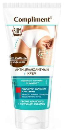 Антицеллюлитное средство Compliment С кофеином 200 мл