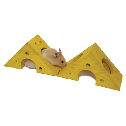 """Игрушка-трансформер для грызунов Rosewood Boredom Breaker """"Сыр"""""""