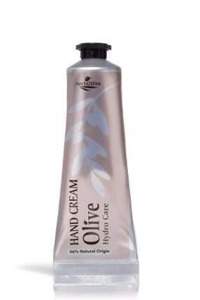 Крем для рук Herbolive увлажнение и защита с оливковым маслом и арганой премиум 75мл