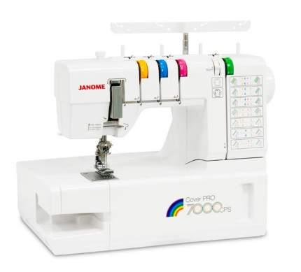Распошивальная машина Janome CoverPro 7000 CPS