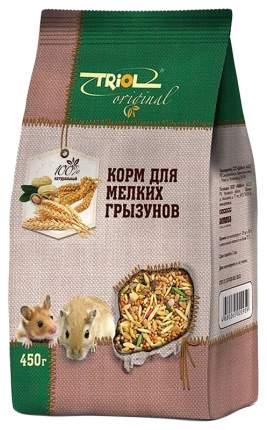 Корм для грызунов Triol Original 0.45 кг 1 шт