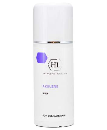 Молочко для лица очищающее Holy Land Azulen Face Milk, 250 мл