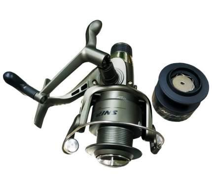 Рыболовная катушка безынерционная Salmo Sniper Baitfeeder 1 4000BR с байтраннером