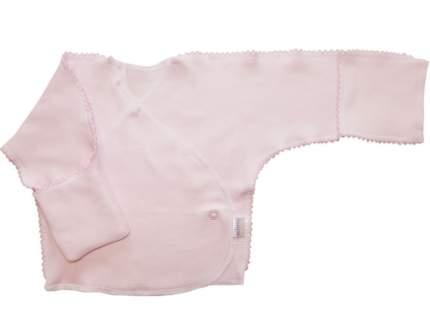 Распашонка детская Папитто Розовый И37-122н р.20-62