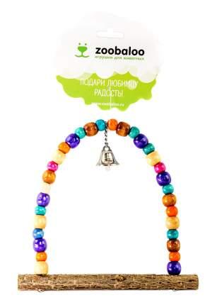 Качели для птиц Zoobaloo, Африка для средних птиц 18х15см, 577