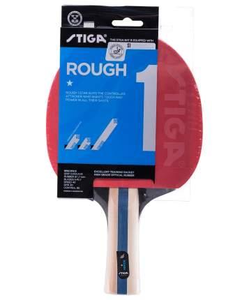 Ракетка для настольного тенниса Stiga 1* Rough, красная