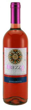 Вино Brezza Rosa, Lungarotti, 2016 г.