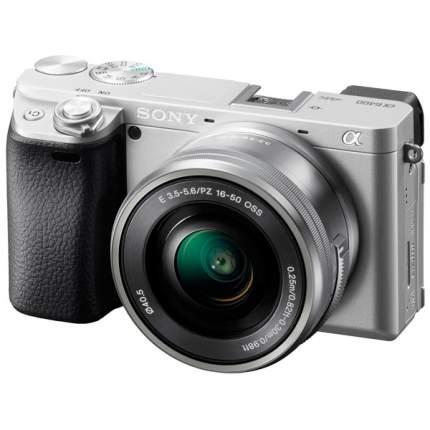 Фотоаппарат системный Sony Alpha A6400LS 16-50mm Silver