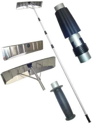 Лопата для уборки снега Skrab 28095 с черенком