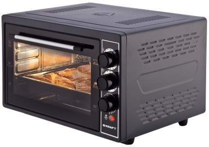 Мини-печь Kraft KF-MO 3802 KBL Black