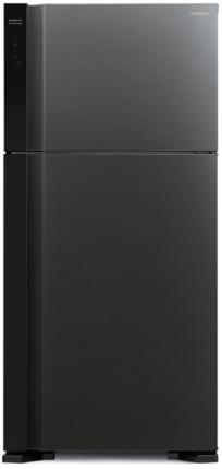 Холодильник Hitachi R-V 662 PU7 BBK Black