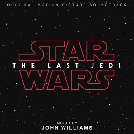 Soundtrack John Williams: Star Wars - The Last Jedi (CD)