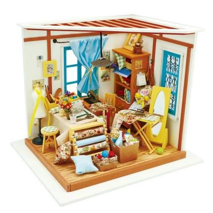 Конструктор Robotime DIY House Ателье