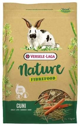 Сухой корм для грызунов Versele-Laga Nature Cuni Fibrefood, 1кг