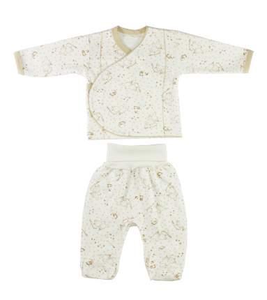Комплект одежды Осьминожка 218-300-20/62 бежевый р.62
