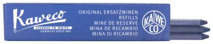 Грифели для карандашей Kaweco, цвет: синий, 5,6 мм, 3 штуки