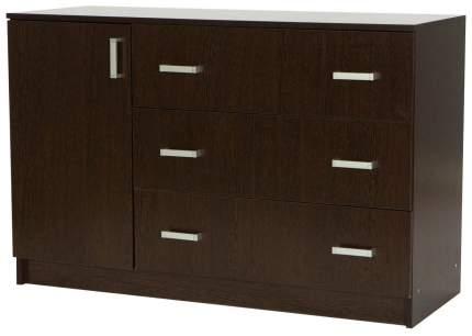 Комод Hoff 77,4х118,2х44 см, коричневый