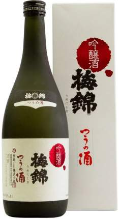 Саке Umenishiki Ginjo Tuuno gift box 720 мл