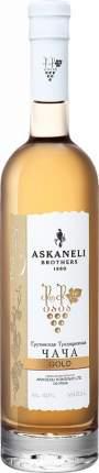 Водка Askaneli Brothers  Gold Chacha 0.5 л