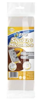 Насадка сменная к швабре SQUIZZO MICROFIBRE 28см,Apex,арт. 10196-A