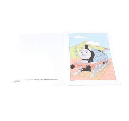 """Водная раскраска Умка """"Томас и его друзья. Друзья-паровозики"""" 183920"""