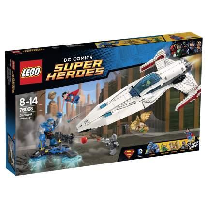 Конструктор LEGO Super Heroes Вторжение Дарксайда (76028)