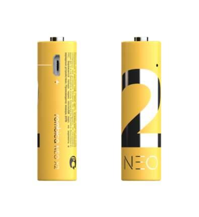 Аккумуляторная батарея Rombica NEO X2 2 шт