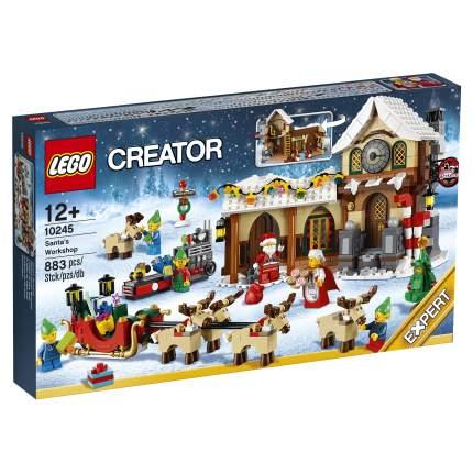 Конструктор LEGO Creator Expert Мастерская Санты (10245)