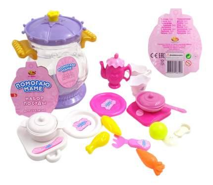 Помогаю маме. Набор посуды для чаепития pt-00402