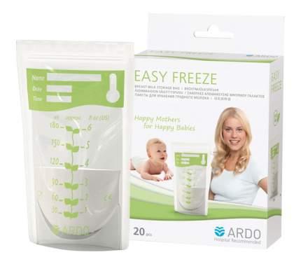Пакеты для замораживания грудного молока - (easy freeze)
