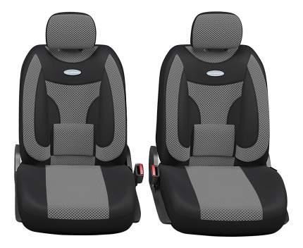Комплект чехлов на сиденья Autoprofi Extra Comfort ECO-1105 BK/D.GY (M)