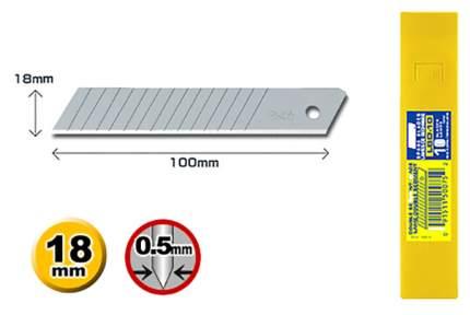 Сменное лезвие для строительного ножа OLFA OL-LBD-10