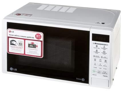 Микроволновая печь с грилем LG MB4042D white
