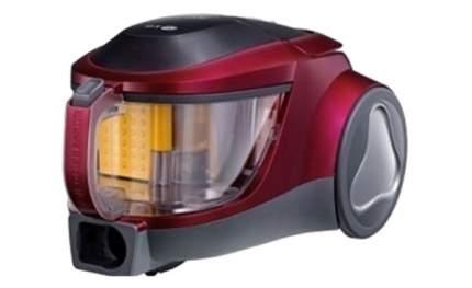 Пылесос LG  VK76W01H Red