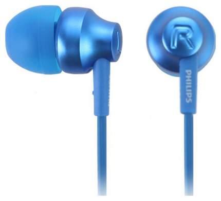 Наушники Philips SHE3855 Blue