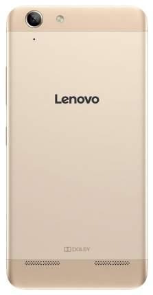 Смартфон Lenovo Vibe K5 Plus Dual SIM 16Gb Gold (A6020A46)