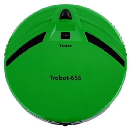 Робот-пылесос Tesler  Trobot-655 Green/Black