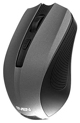 Беспроводная мышь Sven RX-345 Grey/Black (RX-345)