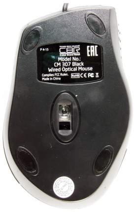 Проводная мышка CBR CM 307 Black