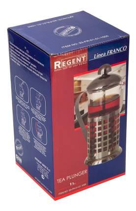 Френч-пресс REGENT inox 93-FR-01-01-1000 1л