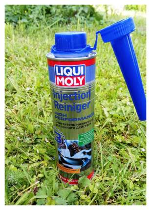 Очиститель инжектора Liqui Moly Injection Reiniger High Perf. (7553)