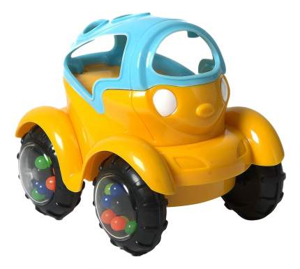 Машинка пластиковая Baby Trend Сине-желтая