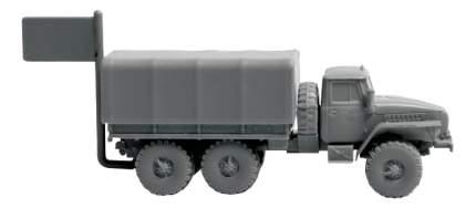 Советский армейский грузовик Zvezda УРАЛ 4320