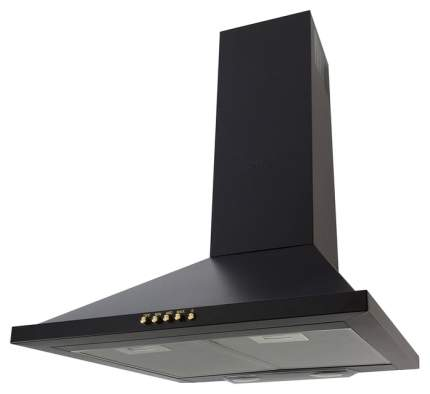 Вытяжка купольная Simfer 8560SM Black