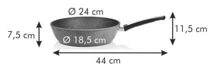 Сковорода Tescoma 602434 см