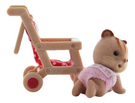 Игровой набор Sylvanian Families Прогулочная коляска