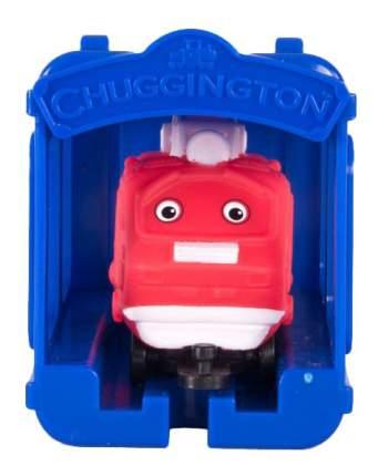 Гараж игрушечный Jazwares Chuggington Паровозик Ашер