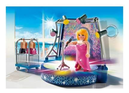 Игровой набор Playmobil PLAYMOBIL Певица со сценой