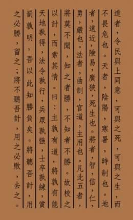 Сунь-Цзы, Искусство побеждать: В переводе и С комментариями Б, Виногродского